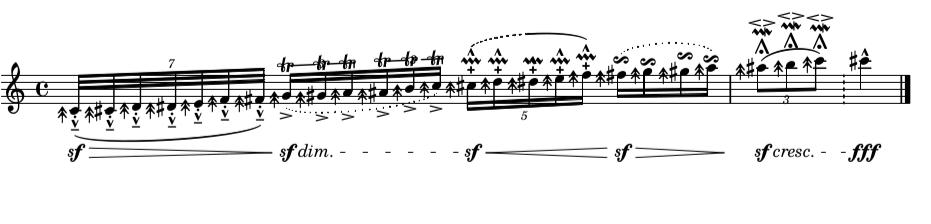 A minimalist Python package for algorithmic music notation - Kodou